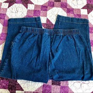 Just My Size Jeans - 💖Just My Size Denim Capris
